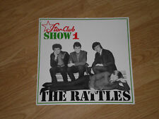 THE RATTLES Star Club SHOW 1 LP WEISSES VINYL 60er STAR CLUB RECORDS SCLP400194