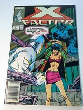 X-Factor # 31  Marvel August 1988