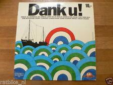 LP RECORD VINYL VERONICA SCHIP 10 JAAR RADIO VERONICA DANK U HEINTJE,HEIKREKEL