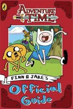 Adventure Time: Finn and Jake's Official Guide,