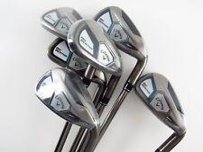 Callaway Big Bertha Damen Golfschläger Set Rechtshänder 6/7/8/9/PW/SW neu