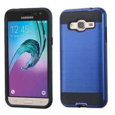 Étuis, housses et coques bleus Pour Samsung Galaxy J3 en silicone, caoutchouc, gel pour téléphone mobile et assistant personnel (PDA)
