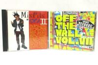 Lot Of 2 Punk & Ska CDs: Off The Wall Vol.VII/Misfits Of Ska II