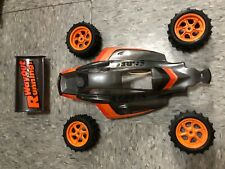 Tamiya Egress 100% Spray Body and Tyres and Rims