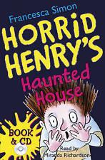 NEW  HORRID HENRY'S HAUNTED HOUSE -  BOOK & CD -  Horrid Henry