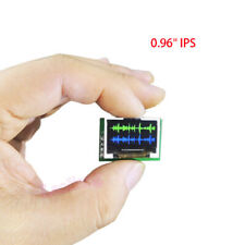 "0.96"" IPS Color Music Spectrum Display Analyzer Rhythm VU Audio Level Indicator"
