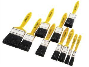 STANLEY Hobby Paintbrush Set of 10