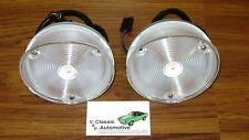 Park Lamps Assembly Pair 69 Camaro **In Stock** Running Light lamp 916911