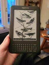 Amazon Kindle Keyboard (3rd Generation) 4GB, Wi-Fi + 3G (Unlocked), 6in - White