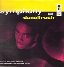 Donell Rush – Symphony - ID Records – 658797 6 - Uk 1992