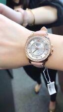 b28467d3e NWT Coach Women's Watch Pink Leather R Gold Glitz Small BOYFRIEND 14501753
