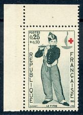 STAMP / TIMBRE FRANCE NEUF N° 1401 ** CROIX ROUGE MANET / ISSUS DE CARNET
