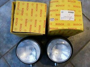 Bosch Aufbau Scheinwerfer für Unimog Böhringer, U 2010 U 401 U 402 U 411