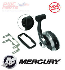 MERCURY Outboard Single Top Console Mount Binnacle Remote Control Kit 8M0059686
