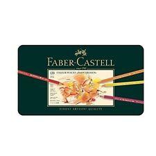 Faber-Castell 110011 Polychromos Colour Pencils Tin of 120