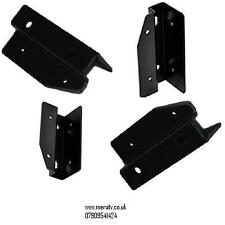 4sets Technics Sfup122-23c Hinge Mounting Plate for Sl1200series From JP With TN