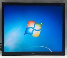 "Monitor Acer 19""- V193- LCD display - TFT - PC"