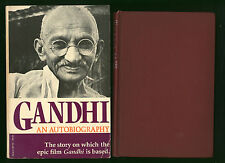 INDIA lot of 2 * Gandhi autobiography * With No Regrets (1945) by Krishna Nehru