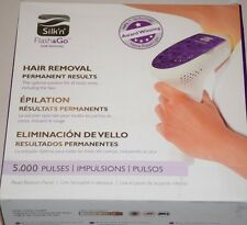 NEW Silk'n FLASH & GO Face and Body Home Laser IPL Permanent Hair Removal System