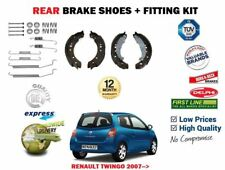 pour Renault Twingo 1.2 1.5 DCI 2007-2014 Ensemble de Patin frein arrière NEUF +