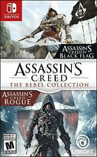 Assassins Creed: The Rebel Collection (Nintendo Switch, 2019) Brand New