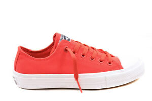 Converse Unisex CTAS II OX 151123C Sneakers Red