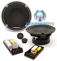 """IMAGE DYNAMICS ID65CS 6.5"""" 100W RMS COMPONENT SPEAKERS TWEETERS CROSSOVERS NEW"""