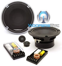 "IMAGE DYNAMICS ID65CS 6.5"" 100W RMS COMPONENT SPEAKERS TWEETERS CROSSOVERS NEW"