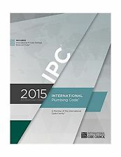 2015 International Plumbing Code (Includes IPSDC) Free Shipping