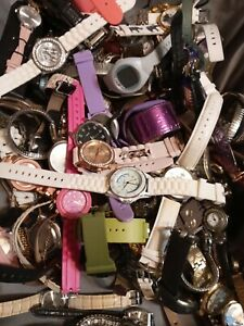 Watch's approx. 8 lbs of various watches came for jeweler hoard  - Unsorted Lot
