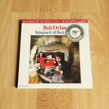Bob Dylan - Bringing it all back home (Mono) MFSL Hybrid Stereo SACD UDSACD 2181