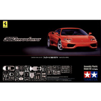 Tamiya 24298 Ferrari 360 Modena 1/24
