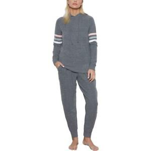 Tart Collections Monica Women's 2 Piece Hoodie and Jogger Pajama Lounge Set