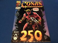 Marvel Conan the Barbarian Issue 250 Nov 91 Giant Sized Spectacular Nm Must See!
