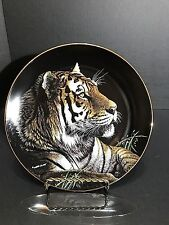 Siberian Tiger Collector Plate from The Hamilton Collection 1993