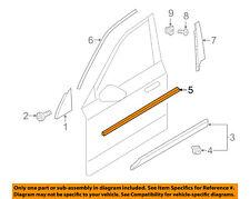 VOLVO OEM 16-18 XC90-Door Window Sweep-Belt Molding Weatherstrip Right 32237179