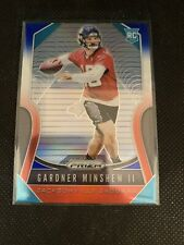 2019 Panini Prizm GARDNER MINSHEW II Rookie Red White Blue Prizm RWB RC