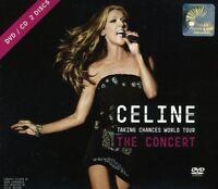 Celine Dion - Taking Chances World Tour The Concert [CD]