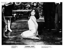 CARMEN BABY great 8x10 still UTA LEVKA in RADLEY METZGER film -- j718