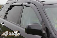 For Kia Sportage 2005 - 2010 Wind Deflectors Set - 5 door (4 pieces)