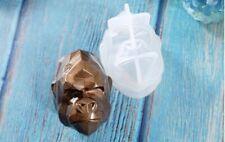 King Kong head Silicone Mold orangutan UV Resin Epoxy Resin Mold DIY craft