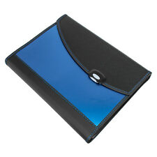 A4 Expanding File Organiser 7 Pocket Compartment Concertina Document Bill Folder