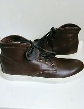 Wolverine 1000 Mile sneaker brown USA Horween Chromexcel leather Vibram  SZ 13