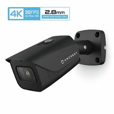 Amcrest 4K 8Mp Poe Ip Security Camera Smart Video Surveillance System 111° Angle