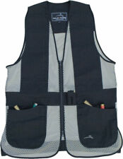 Wild Hare, wh-421s-bs-L Shooting Gear Black/Silver (L) Primer Mesh Vest