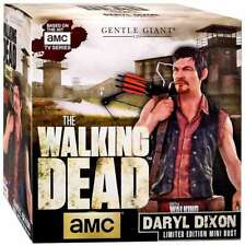 AMC The Walking Dead Gentle Giant Daryl Dixon Mini Bust Limited Edition