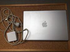 apple powerbook g4 in gutem optischen Zustand ( 2003),Defekt in der Hardware