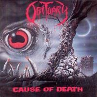 Obituary : Cause of Death CD (2000) ***NEW*** FREE Shipping, Save £s