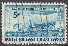 US 1948 - COVERED WAGON - SCOTT 958 VF