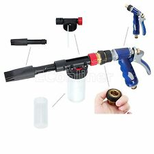 Multifunctional Foamaster Snow Foam Water Car Wash Garden Spray Gun Lance